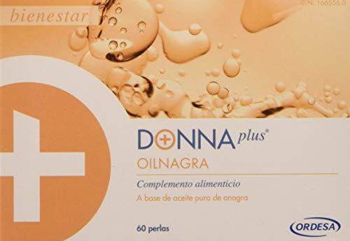 DonnaPlus Oilnagra Perlas - 60 Cápsulas - de 2 a 4 perlas al día
