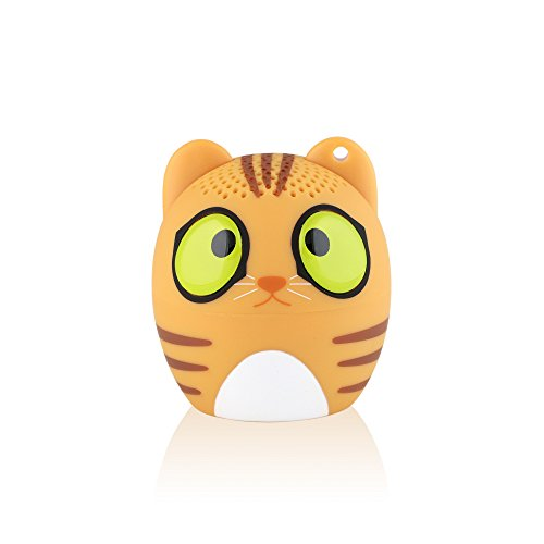 My Audio Pet Mini Bluetooth Animal Wireless Speaker (Classical CAT)