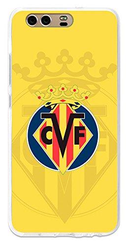 BeCool Funda Gel Flexible Villarreal C.F. para Huawei P10 - Carcasa TPU...