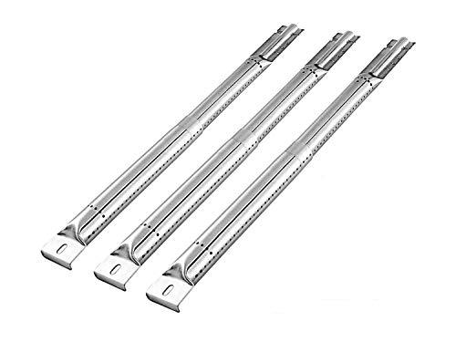 GFTIME Universal Verstellbarer Edelstahl-Rohrbrenner, Ersatzteil, Ausziehbar von 31 cm bis 42 cm, Passend für die Meisten Gas Grills