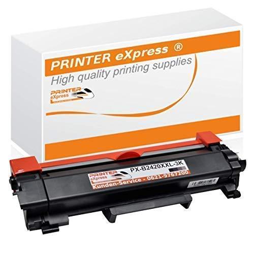 Printer-eXpress Toner ersetzt Brother TN-2420 TN-2410 I 3.000 Seiten I für DCP-L2510 DCP-L2530 DCP-L2537 DCP-L2550 HL-L2310 HL-L2350 HL-L2357 HL-L2370 HL-L2375 MFC-L2710 MFC-L2710 MFC-L2730 MFC-L2735