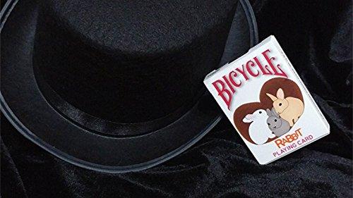 Mazzo di Carte Bicycle Rabbit Playing Cards - Mazzi di Carte da Gioco - Giochi di Magia