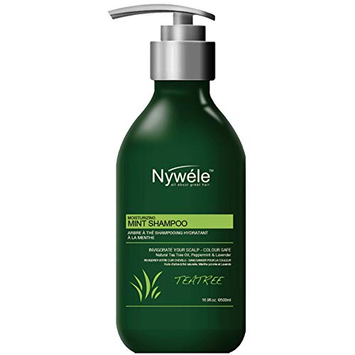 Nywele Moisturizing TeaTree Mint Conditioner, 500ml -  NYWTT-COND