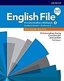 English File 4th Edition Pre-Intermediate. Multipack B (English File Fourth Edition)