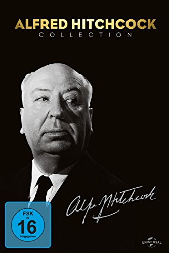 Alfred Hitchcock Collection (14 Discs)