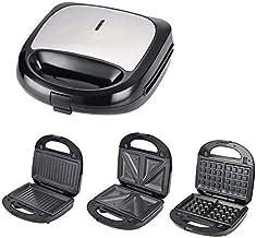Totasters sandwich Grille-pain à sandwich pour cuisinière à gaz, moule à pain grillé au fromage de fête, machine à omelett...
