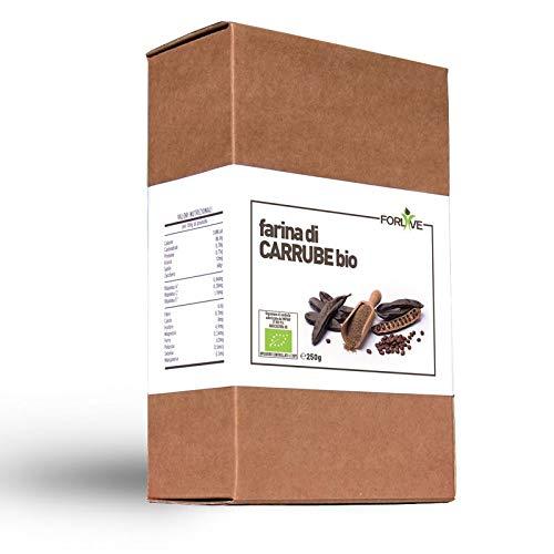 Forlive Farina Di Carrube Bio In Polvere - 250 g