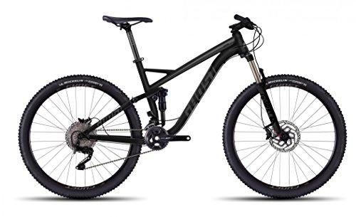 GHOST Kato FS 5 black/gray - Modell 2016 RH S / 42cm