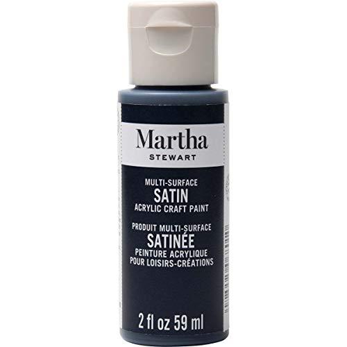 Martha Stewart Crafts 2Oz Deep Sea Satin Farbe,
