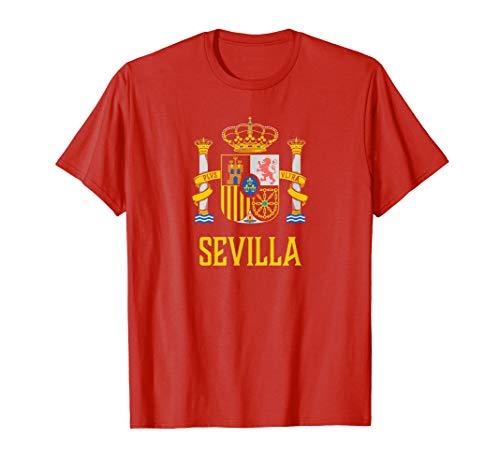Sevilla, Spanien–Spanische Espana T-Shirt
