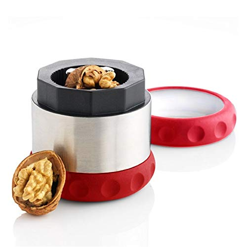 KGDC Multifuncional Cascanueces Sheller Houseal Newnut Clip Open Walnut Tool Peeler Pecan Clip Creative Nut Sharter Cortador de Castañas