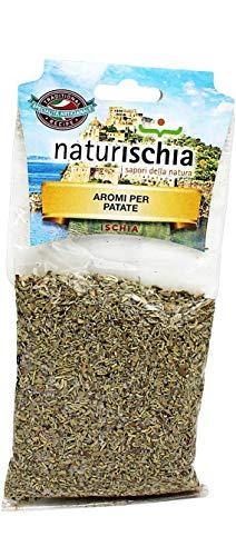 Naturischia - 3 confezioni di preparato per Patate al forno 100 gr. ciascuna - Prodotto tipico Ischia