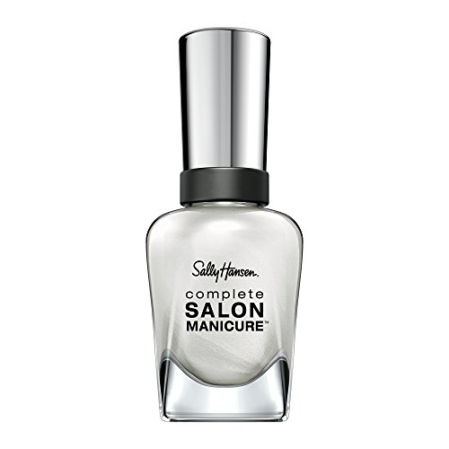 Sally Hansen - Complete Salon Manicure Nail Color, Pearly Whites