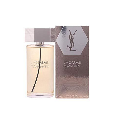 Yves Saint Laurent L'Homme Eau De Toilette Spray, 6.7 Fl.Oz