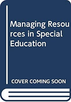 Hardcover Managing human resources in special education Book