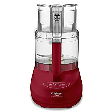 Cuisinart DLC-2009MRY Cuisinart DLC-2009MRY 9-Cup Food Processor, Red