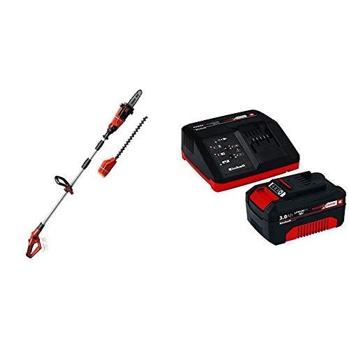 Einhell GE-HC 18 Li T-Solo -Pack con herramienta multifuncional sin cable, motosierra...