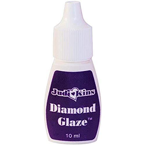 Judikins GPB024 10 mL Diamond Glaze Squeeze Bottle