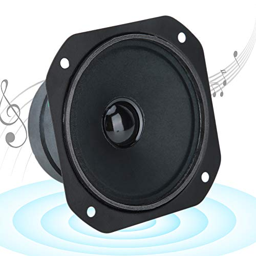 Great Price! Wendry KTV Speaker,3-Inch 20W 13-Core Speaker Tweeter Speaker Stage Treble KTV Audio Dual Magnetic Speaker,High Sensitivity and Low Distortion for a Great Listening Experience