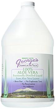George s Aloe Vera Liquid Supplement 128 oz