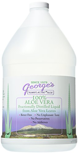 George's Aloe Vera Supplement, 128 Fluid Ounce