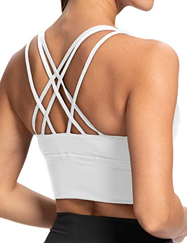 (39% OFF) Strappy Sports Bra $13.35 – Coupon Code