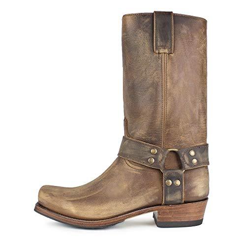 Sendra Boots - 8833 Blues Mad Dog Tang-47