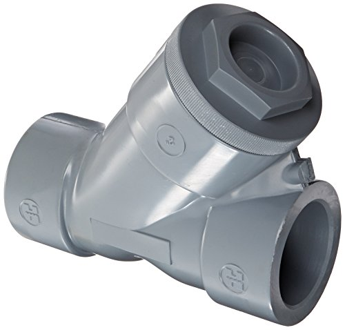 Hayward Ys20200S 2-Inch Socket Cpvc Plastic Y-Strainer With Fpm O-Ring  Seals : Amazon.in: Home Improvement