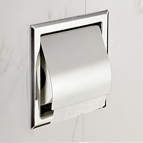 Top 10 best selling list for recessed toilet paper holder amazon