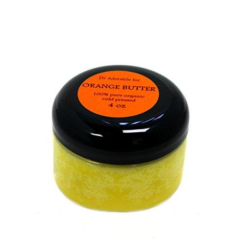 Orange Butter Organic 100% Pure 4 Oz