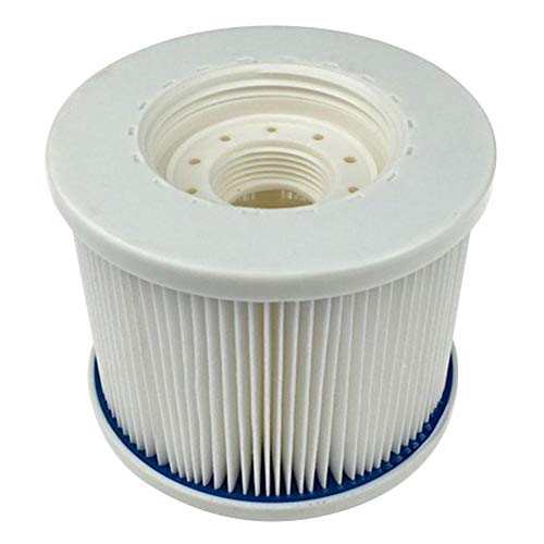 Kartuschen Für Whirlpool-Filter, Filter Kartuschen Für Pool Swimmingpool Pumpen Hot Tub Filter Cartridge Replacement Filter Cartridge for Inflatable Swimming Pool Spas Strainer