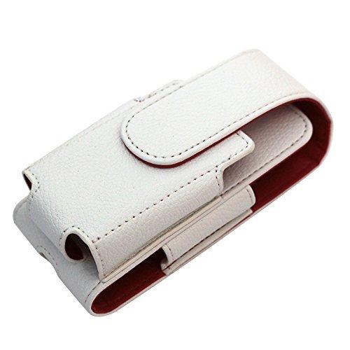 IQOS 喫煙具 IQOSケース vape アイコスポーチ電子タバコ アイコス (ホワイト)