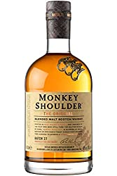 Monkey Shoulder Blended Malt Whisky, 70cl