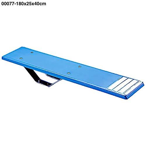 LordsWorld - Astralpool - 00077 Trampolin und Crossbow Tisch Modell 180X25X40Cm - Trampoline Wasserspiele Pool - Spaß Wasser und Sport - 00077-Trampolin