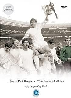 League Cup Final: 1967-1968 - Queen's Park Rangers Vs West Brom [Region 2]