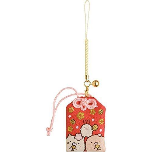 すみっコぐらし すみっコぐらし神社 桜咲く開運アイテム お守り 金運