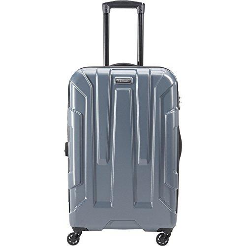 Samsonite Centric Hardside Luggage, Blue Slate, Checked-Medium