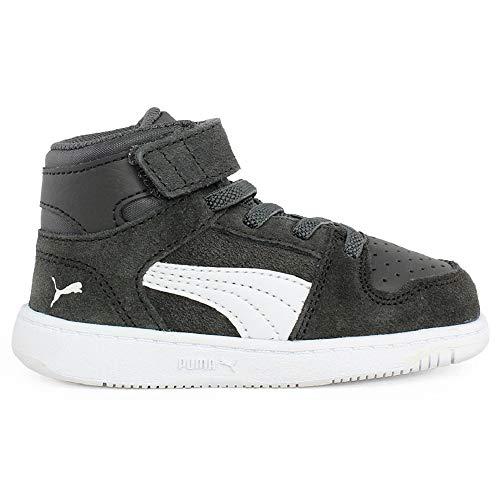 Puma Sportswear Baby Rebound Layup SD V Inf, Gris (antracita), 20 EU