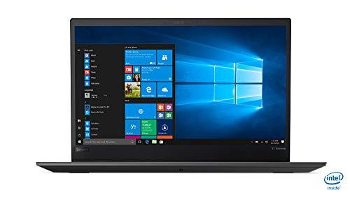 "Lenovo ThinkPad X1 Extreme 1st Gen 20MF000LUS 15.6"" Notebook - 1920 x 1080 - Core i7 i7-8750H - 16 GB RAM - 512 GB SSD"