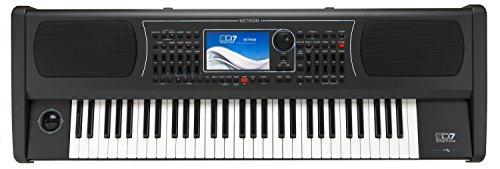 Ketron SD-7 - Entertainer Keyboard