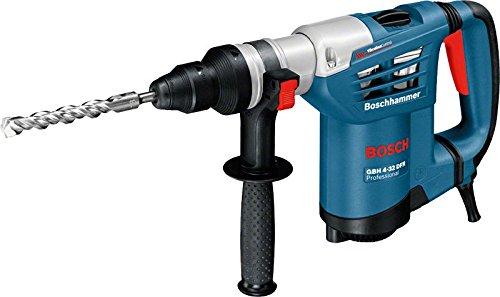Bosch Professional Bohrhammer GBH 4-32 DFR (Wechselfutter SDS-plus, 900 W Nennaufnahmeleistung, 4,2 J Schlagenergie, Handwerkerkoffer)