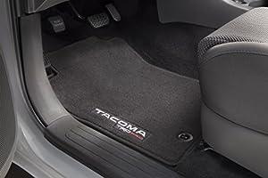 Set of 4 Genuine Toyota TRD Pro Carpet Floor Mats