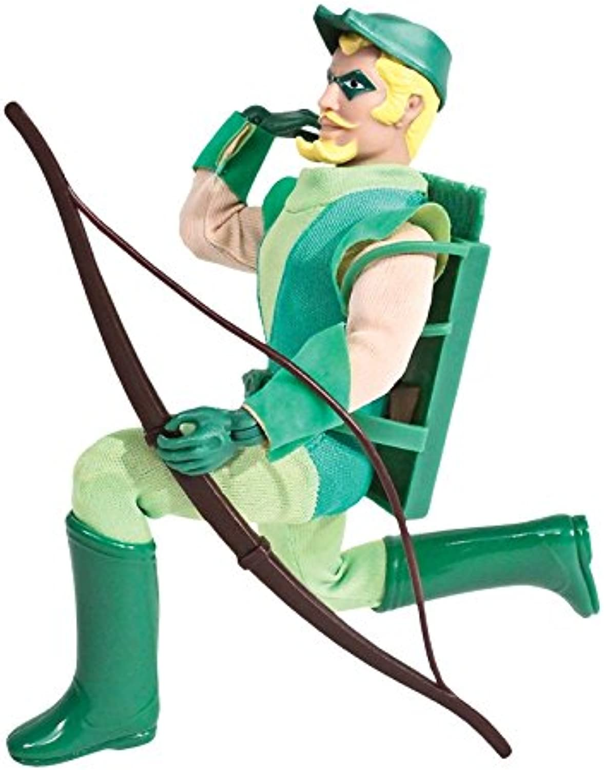 DC Comics Super Powers Series 1 Green Arrow 8 Inch Retro Action Figure