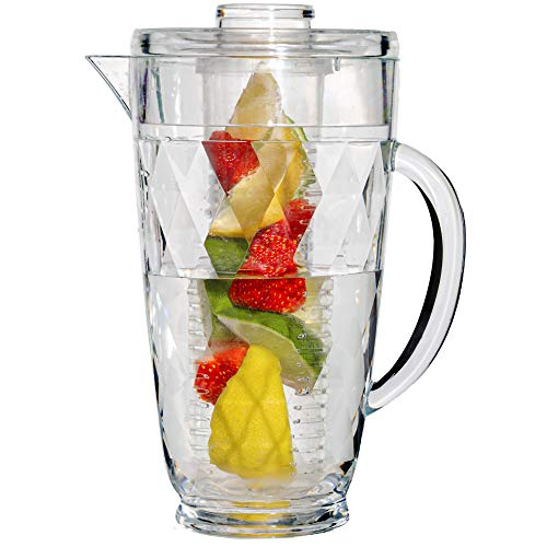 Water Infuser Pitcher – 70 OZ.