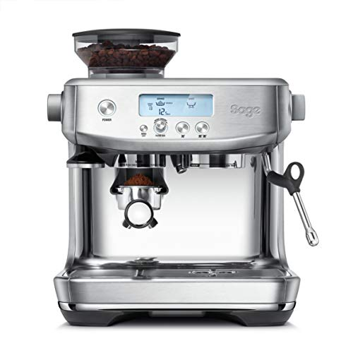Sage the Barista Pro Countertop Espresso machine 1.98 L Fully-auto the Barista Pro, Countertop, Espresso machine, 1.98 L, Built-in grinder, 1680 W, Stainless steel