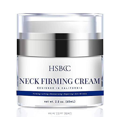 Neck Firming Cream, Neck Cream, Anti Wrinkle Cream, Double Chin Reducer Cream, Skin Tightening and...