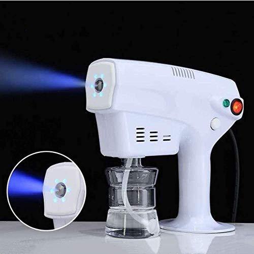 ZYLHC Esterilizador portátil pulverizador atomizador con Hand Held Niebla Nana Energía Eléctrica Botella de ozono purificador de Aire ambientador de Aire for el Coche Familiar