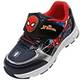 [Joah Shop] スパイダーマン キッズ 男の子 ライトアップ スニーカー シューズ ぴかぴか光る 靴 (15.0 cm) [並行輸入品]