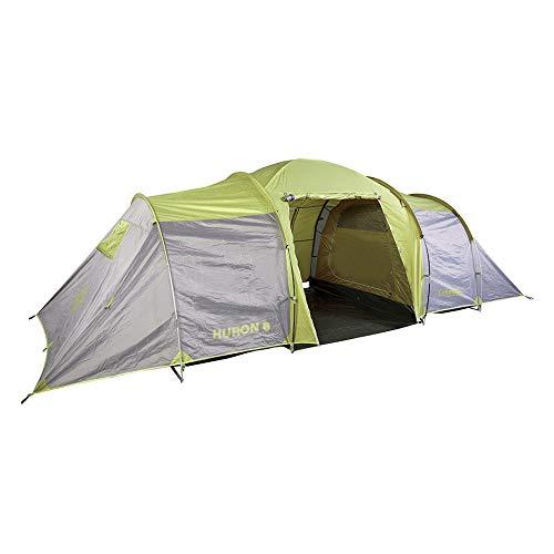 COLUMBUS Tente Camping Huron 6 Imperméable pour 6 Personnes Tente Familiale Randonnée Anti-Insectes