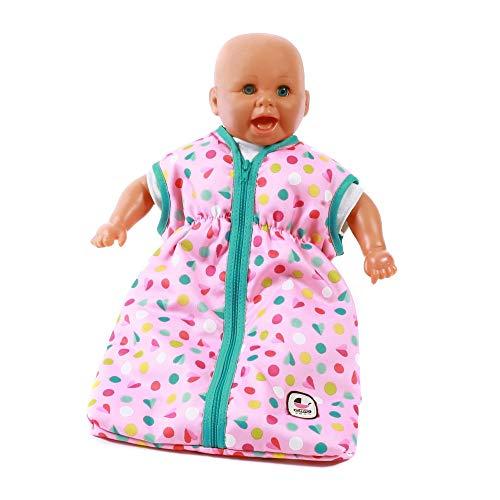 Bayer Chic 2000 793 79 - Puppenschlafsack, Prinzessin Lillifee